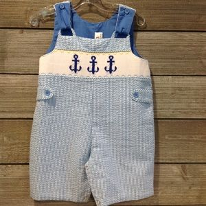 One Pieces - Boy's smocked